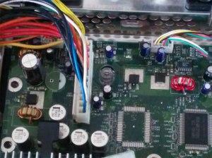 Rev 1.2 single row power connector.