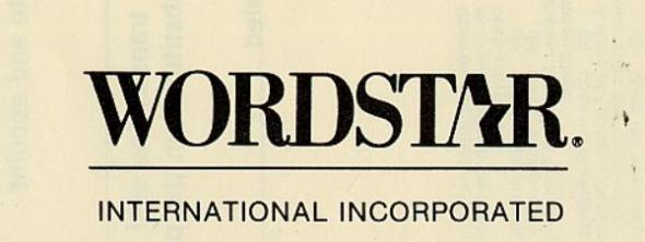 wordstar logo