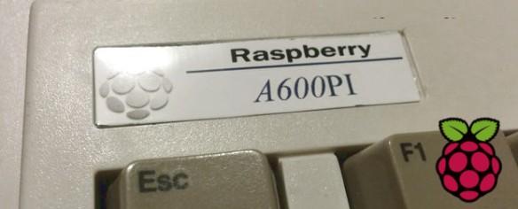 The Raspberry A600PI AMIGA | Byte-My-Vdu