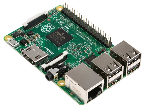 The RPI 2 Model B was a beast compared to the B+